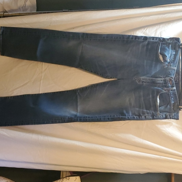 Lucky Brand Other - Mens Lucky Brand heritage slim jean  sz 33/30 #022